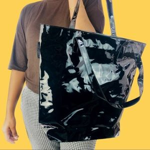 Brand New Glossy Tote Bag